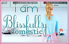 blissfully-domestic
